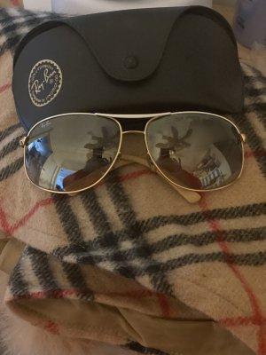 Rayban Glasses white-cream