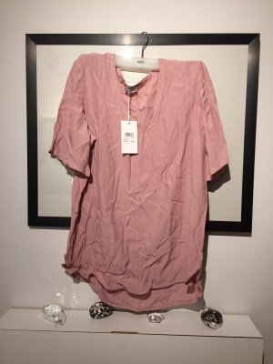 re.draft Blusa Crash color oro rosa