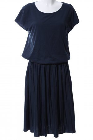 re.draft Midikleid blau Casual-Look
