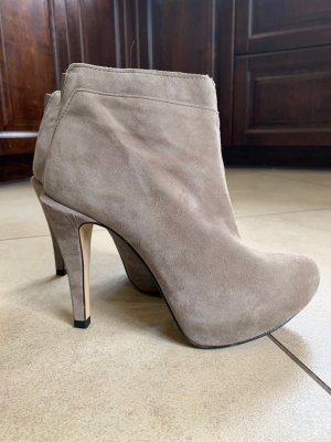 Real leather zara heels