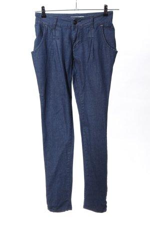 Reals Wortel jeans blauw