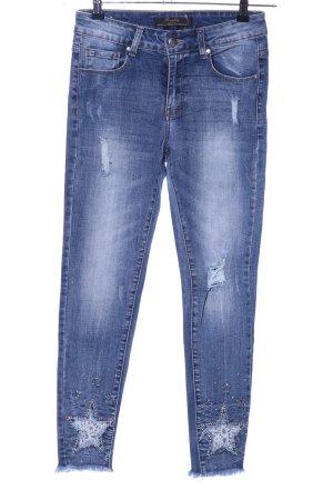Realty Skinny Jeans blau Casual-Look