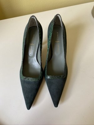 Rebeca Sander Pumps Gr. 38, 5 top Zustand