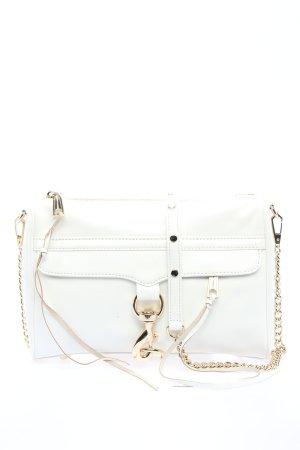 Rebecca Minkoff Handtasche weiß Casual-Look