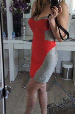 Rebecca Minkoff Kleid XS 34 Kleid Minikleid Coctailkleid Abendkleid