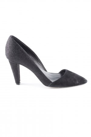 Rebecca Minkoff Spitz-Pumps schwarz Business-Look
