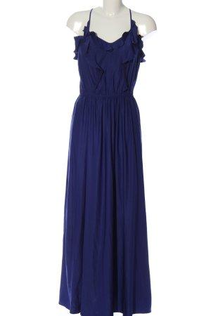 Rebecca taylor Robe longue bleu élégant
