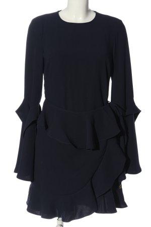 rebecca vallance Flounce Dress blue elegant