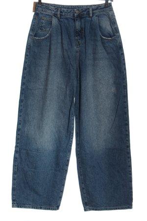 Reclaimed Vintage High Waist Jeans blue casual look