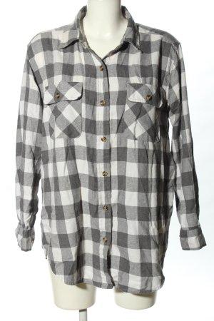 Reclaimed Vintage Camisa de leñador estampado a cuadros look casual