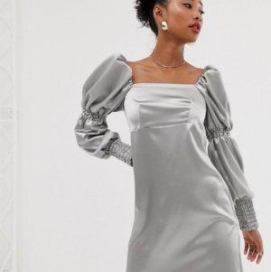 reclaimed vintage Kleid Silber 38(10)