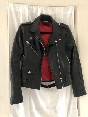 Reclaimed Vintage Lederjacke