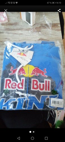 Red Bull Jacke