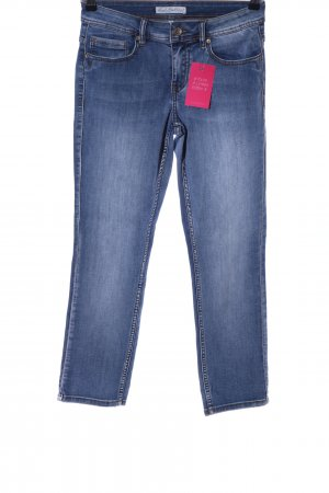 Red Button Skinny Jeans blau Casual-Look