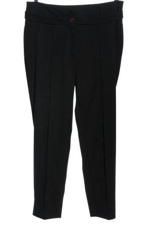 red label Spodnie garniturowe czarny W stylu casual