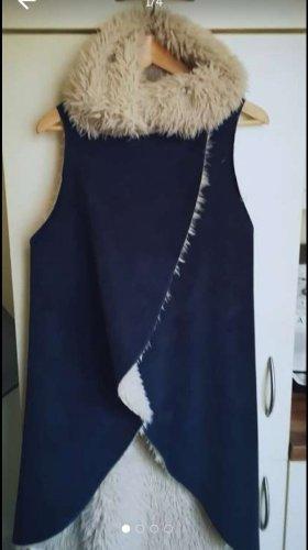 red london Peleryna jasnobeżowy-niebieski