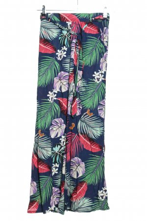 Red Queen Culottes allover print casual look