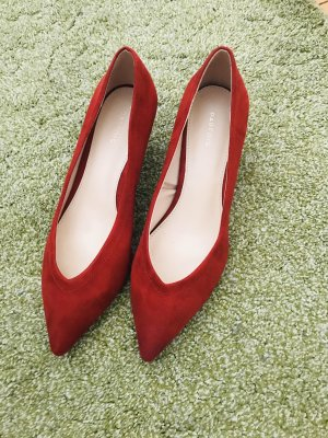 Red shoes, sei der Hingucker