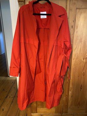 Mango Trenchcoat rouge