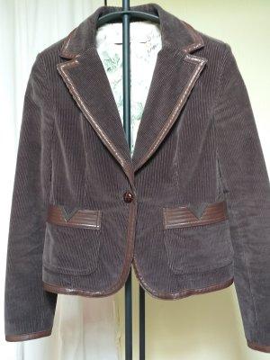RED Valentino Tweed Blazer brown
