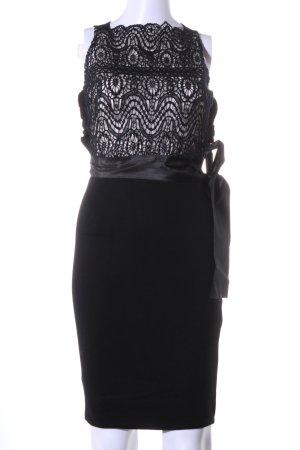 RED Valentino Etuikleid schwarz Elegant