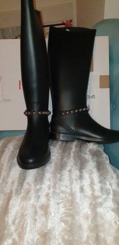 R.E.D. Valentino Wellington laarzen zwart