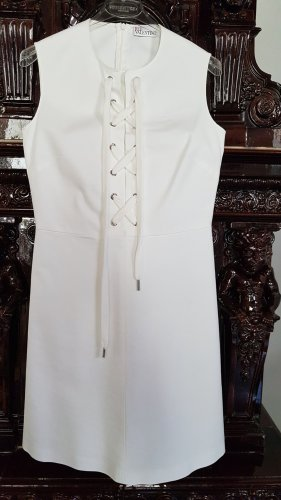 RED Valentino Stretch jurk wit