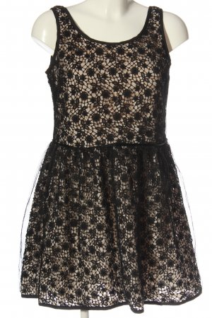 RED Valentino Mini Dress abstract pattern casual look
