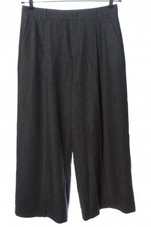 RED Valentino Jersey Pants black flecked casual look