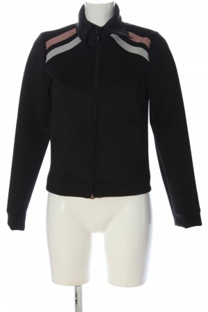 RED Valentino Sweatjacke Streifenmuster Casual-Look