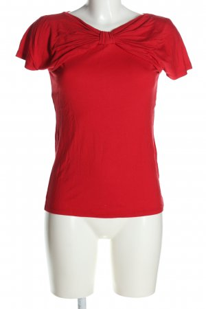 RED Valentino T-Shirt rot Casual-Look