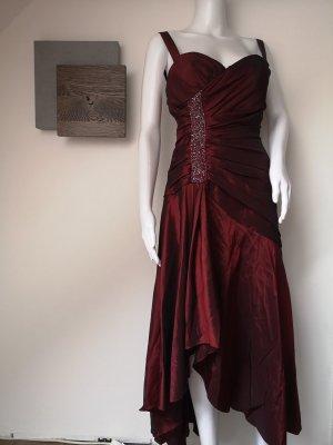 Red Wedding Hochzeitskleid Ballkleid Abendkleid Cocktailkleid