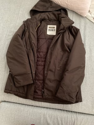 redgreen Outdoor Jacket black brown-dark brown