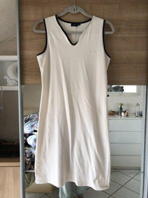 redgreen Robe Polo blanc cassé-noir