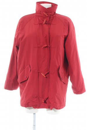redgreen Outdoorjacke rot Casual-Look