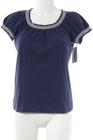 redgreen T-Shirt dark blue