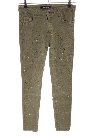 Redial Skinny Jeans khaki Casual-Look