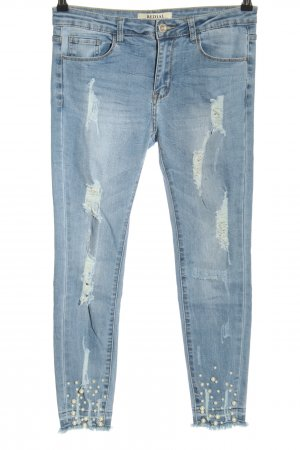 Redial Stretch Jeans blue casual look