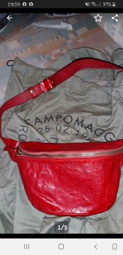 Campomaggi Mini sac rouge fluo