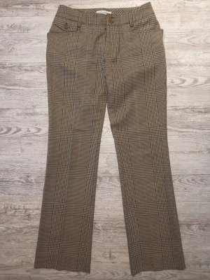 Dolce & Gabbana Wełniane spodnie jasnobrązowy-brązowy