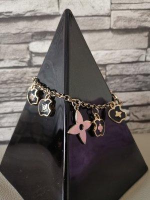 Louis Vuitton Bracelet à breloques doré