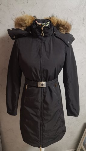 Moncler Down Coat black