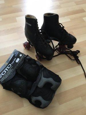 K2 Ankle Boots black