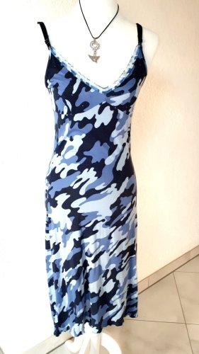 REDUZIERT%schönes sexy Kleid, lang, retro, Gr.M