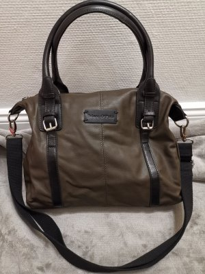 --Reduziert--Wunderschöne Marc O'Polo Tasche braun schwarz