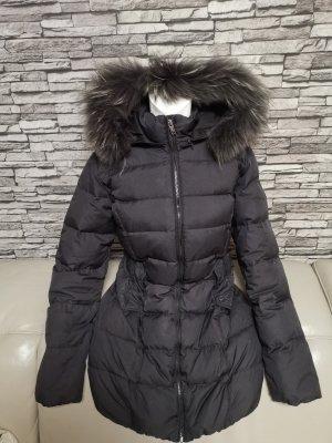 Bomboogie Manteau en duvet noir