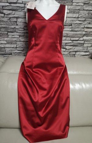 --Reduziert--Wunderschönes Laurèl Kleid Seidenstoff Gr 36 S Neu mit Etikett