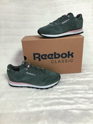 Reebok *Classic Leather W&W - Weatheredn & Washed* Schuhe Sneaker Leder Suede - Größe 36