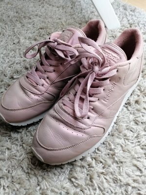 Reebok classic pearlized rosegold