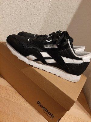 Reebok Classic schwarz/weiß